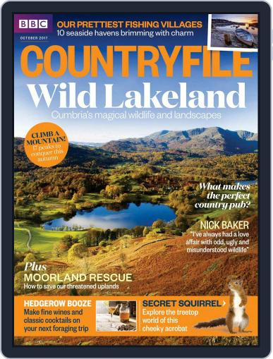 Bbc Countryfile October 1st, 2017 Digital Back Issue Cover