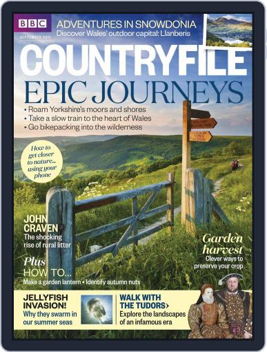 Bbc Countryfile September 1st, 2017 Digital Back Issue Cover