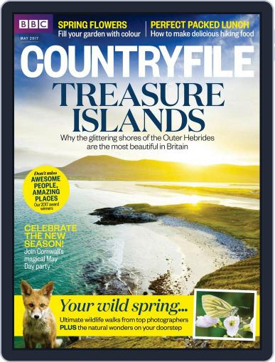 Bbc Countryfile (Digital) May 1st, 2017 Issue Cover