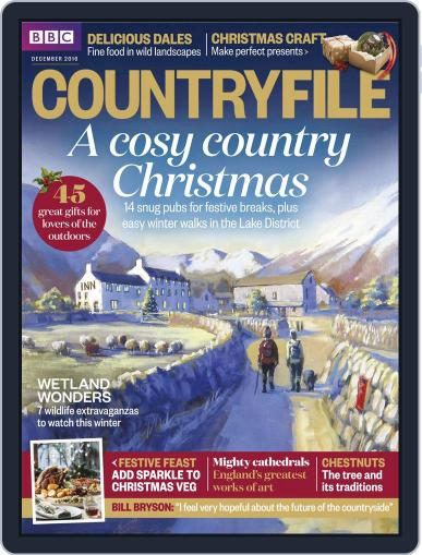 Bbc Countryfile (Digital) December 1st, 2016 Issue Cover