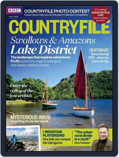 Bbc Countryfile (Digital) June 30th, 2016 Issue Cover