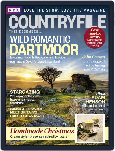 Bbc Countryfile (Digital) November 10th, 2014 Issue Cover
