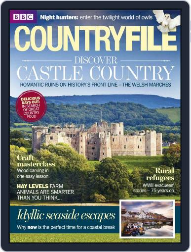 Bbc Countryfile September 15th, 2014 Digital Back Issue Cover