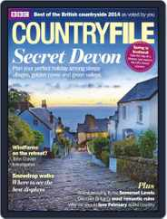 Bbc Countryfile (Digital) Subscription January 27th, 2014 Issue