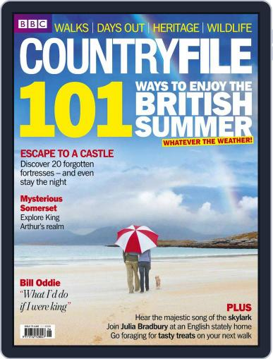 Bbc Countryfile June 6th, 2013 Digital Back Issue Cover