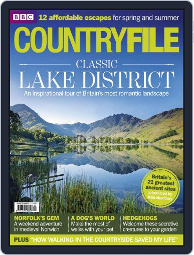 Bbc Countryfile (Digital) February 7th, 2013 Issue Cover