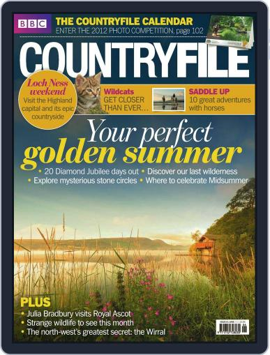 Bbc Countryfile (Digital) June 13th, 2012 Issue Cover
