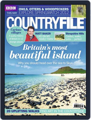 Bbc Countryfile (Digital) May 3rd, 2012 Issue Cover