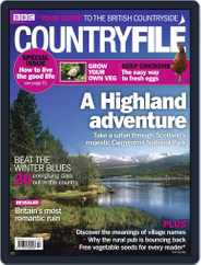 Bbc Countryfile (Digital) Subscription January 11th, 2011 Issue