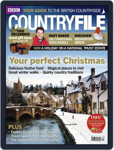 Bbc Countryfile (Digital) November 23rd, 2010 Issue Cover