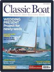 Classic Boat (Digital) Subscription March 1st, 2020 Issue