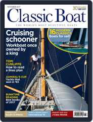 Classic Boat (Digital) Subscription November 1st, 2017 Issue