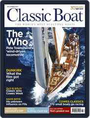Classic Boat (Digital) Subscription October 1st, 2017 Issue