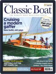 Classic Boat (Digital) Subscription April 1st, 2017 Issue