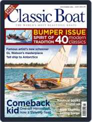 Classic Boat (Digital) Subscription November 1st, 2016 Issue