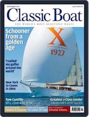 Classic Boat (Digital) Subscription August 5th, 2016 Issue