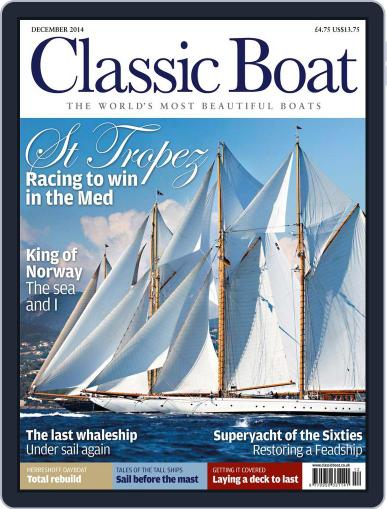 Classic Boat (Digital) November 6th, 2014 Issue Cover