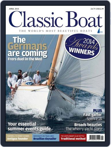 Classic Boat (Digital) March 13th, 2014 Issue Cover