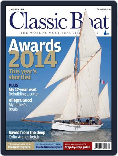 Classic Boat (Digital) December 6th, 2013 Issue Cover