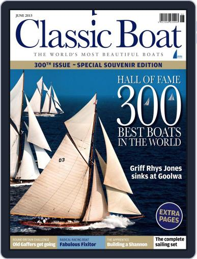 Classic Boat (Digital) May 8th, 2013 Issue Cover