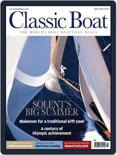 Classic Boat (Digital) June 7th, 2012 Issue Cover