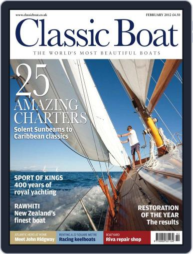 Classic Boat (Digital) January 4th, 2012 Issue Cover