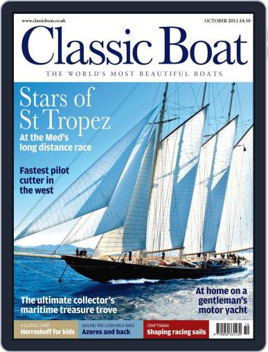 Classic Boat (Digital) September 15th, 2011 Issue Cover