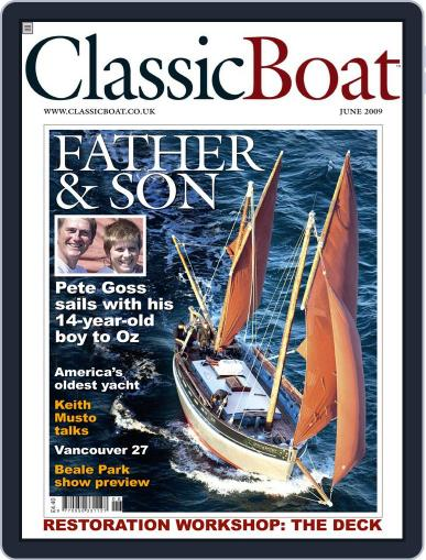 Classic Boat (Digital) May 20th, 2009 Issue Cover