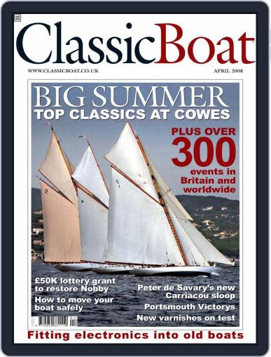 Classic Boat (Digital) March 20th, 2008 Issue Cover