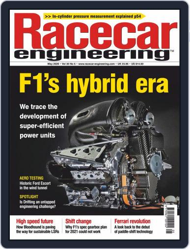Racecar Engineering (Digital) May 1st, 2020 Issue Cover