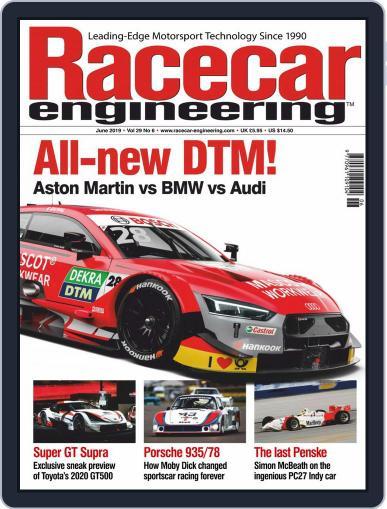 Racecar Engineering (Digital) June 1st, 2019 Issue Cover