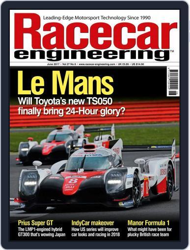 Racecar Engineering (Digital) June 1st, 2017 Issue Cover