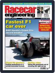 Racecar Engineering (Digital) Subscription January 20th, 2006 Issue
