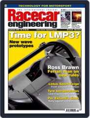 Racecar Engineering (Digital) Subscription August 12th, 2005 Issue