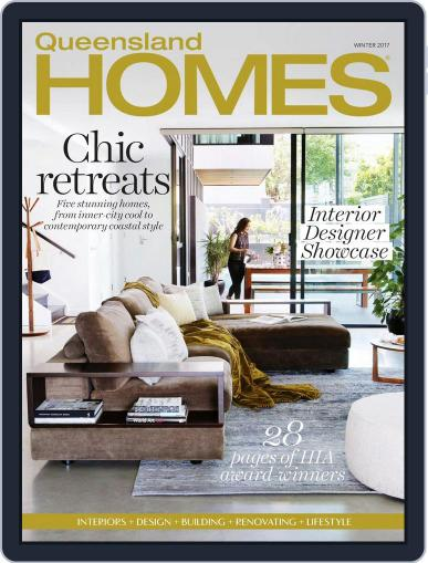 Queensland Homes (Digital) April 1st, 2017 Issue Cover
