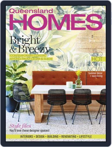 Queensland Homes October 1st, 2016 Digital Back Issue Cover