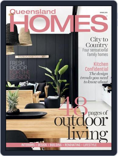 Queensland Homes (Digital) August 5th, 2016 Issue Cover