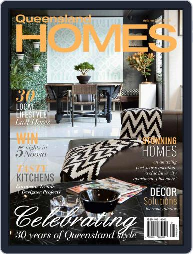 Queensland Homes January 22nd, 2015 Digital Back Issue Cover