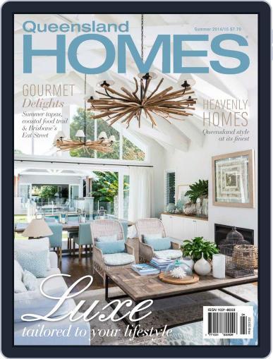 Queensland Homes November 19th, 2014 Digital Back Issue Cover