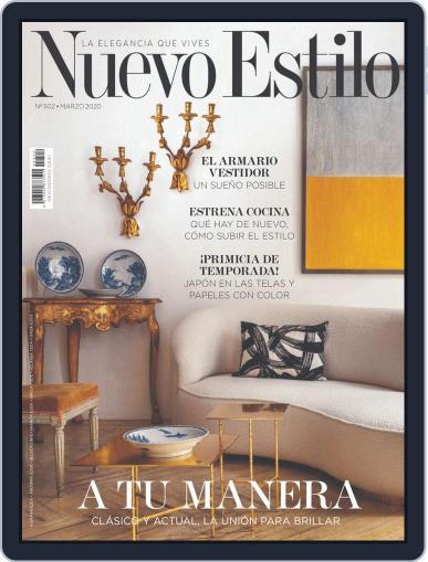 Nuevo Estilo March 1st, 2020 Digital Back Issue Cover