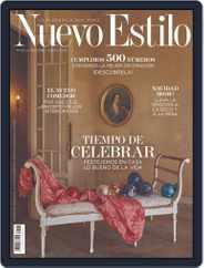 Nuevo Estilo (Digital) Subscription December 1st, 2019 Issue