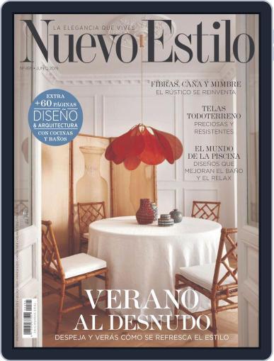 Nuevo Estilo (Digital) June 1st, 2019 Issue Cover