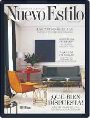 Nuevo Estilo (Digital) Subscription May 1st, 2019 Issue