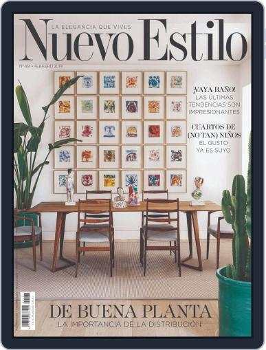 Nuevo Estilo February 1st, 2019 Digital Back Issue Cover