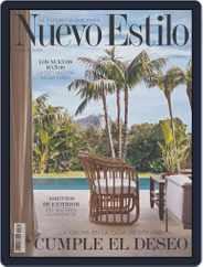 Nuevo Estilo (Digital) Subscription July 1st, 2018 Issue