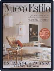 Nuevo Estilo (Digital) Subscription June 1st, 2018 Issue
