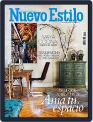 Nuevo Estilo (Digital) Subscription April 1st, 2018 Issue
