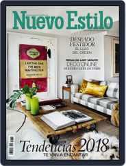 Nuevo Estilo (Digital) Subscription January 1st, 2018 Issue