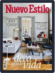 Nuevo Estilo (Digital) Subscription December 1st, 2017 Issue