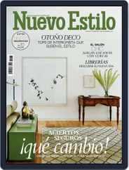 Nuevo Estilo (Digital) Subscription October 1st, 2017 Issue